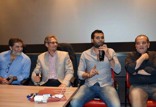 حفل تكريم عبدالله محمود