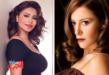 شيرين عبدالوهاب و منة شلبي - بارزة