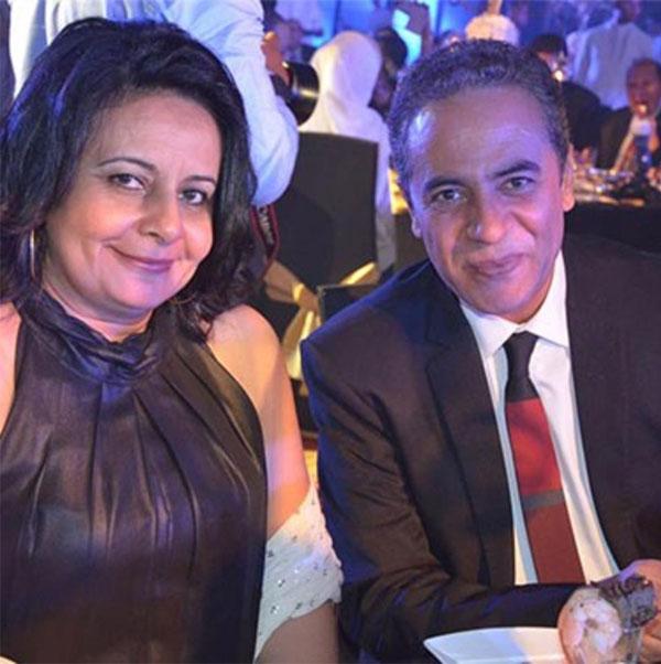 زوجة صبري فواز