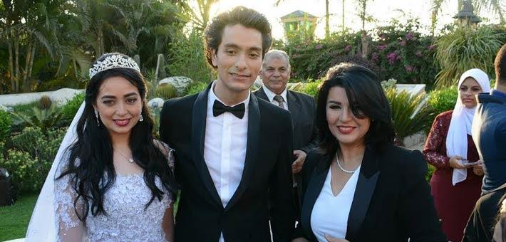حفل زفاف هبة مجدي14