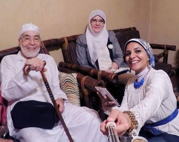 حسن يوسف و شمس البارودي
