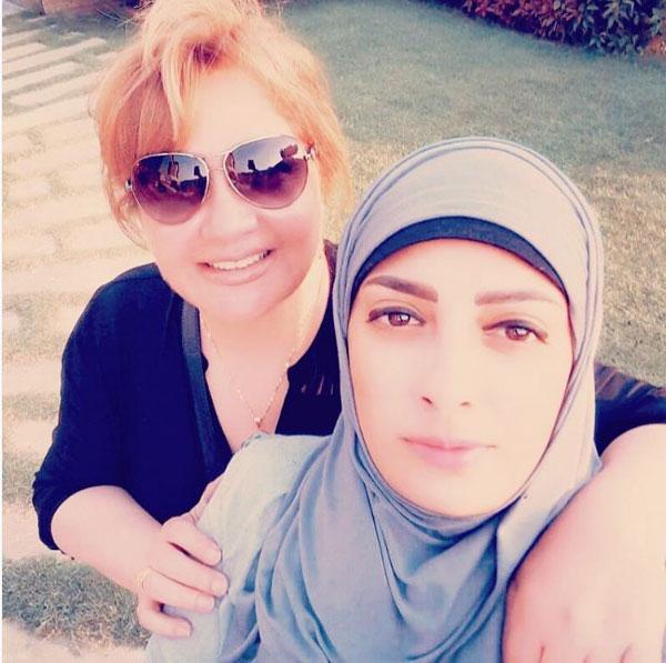 والدة نيرمين ماهر