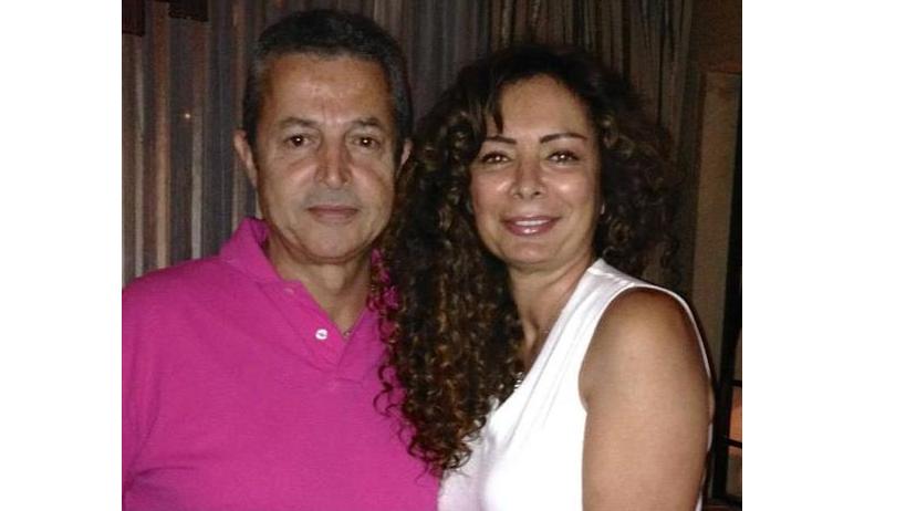 ابنة احمد رمزي وزوجها2