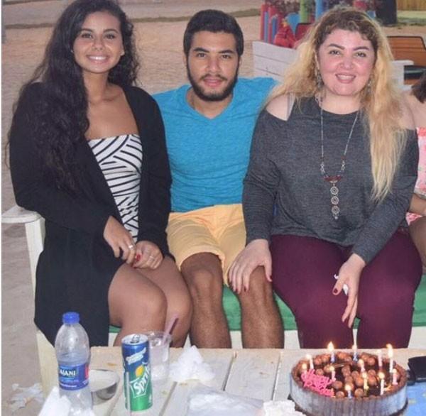 منة عرفة وابن مجدي كامل ومها أحمد