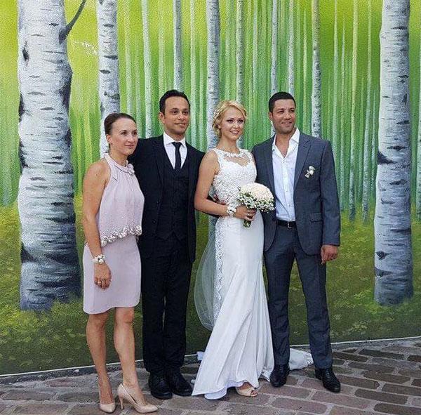 زفاف احمد يحيى