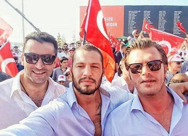 مظاهرات تركيا