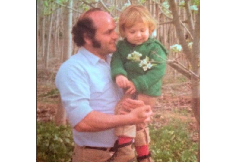 مكسيم خليل ووالده