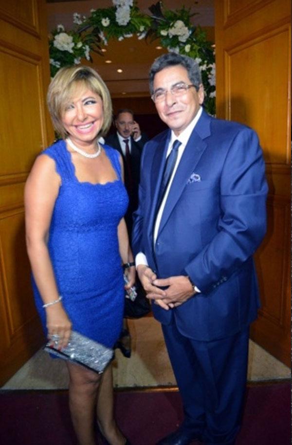 زفاف طارق الشناوي