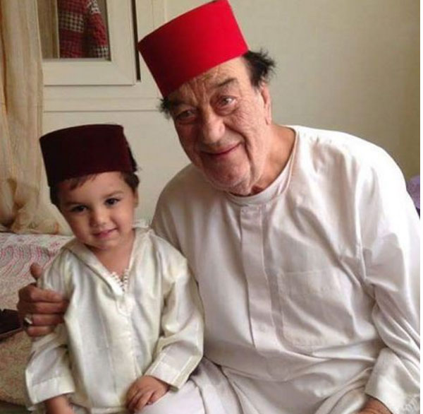 حفيد حسن حسني