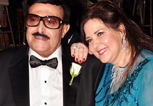 سمير غانم و دلال عبدالعزيز - بارزة