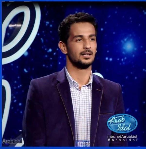 مشترك برنامج Arab Idol