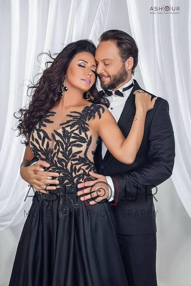 رانيا يوسف ومكسيم خليل