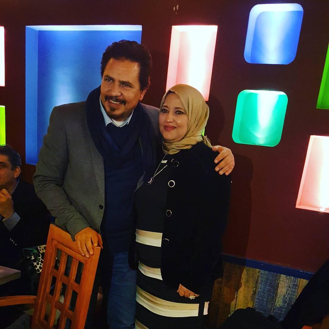 شقيقة محمد رياض