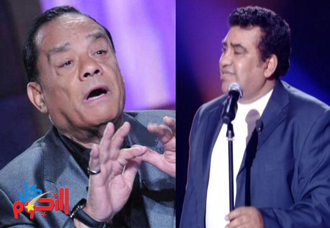 احمد عدوية و حلمي بكر  - بارزة