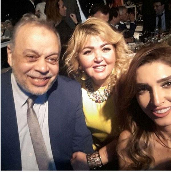 مها احمد - زفاف حسن الرداد و ايمي سمير غانم