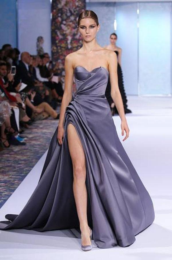 فستان دنيا سمير غانم
