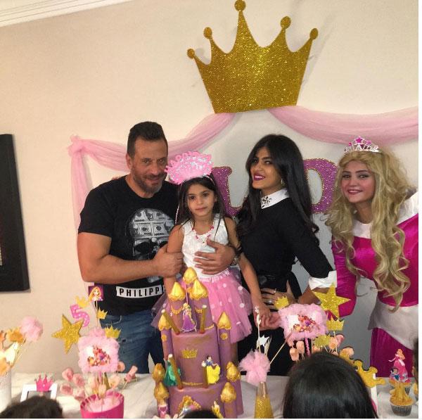 ابنة ماجد المصري