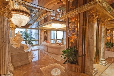 منزل دونالد ترامب