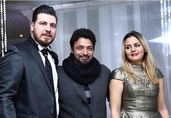 محمد قماح يحتفل بخطوبة شقيقته برعاية حميد الشاعري - بارزة