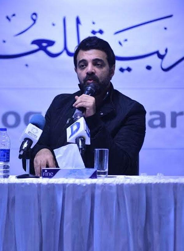 هاني سلامة و عمرو محمود ياسين