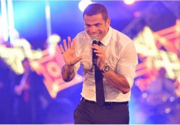 حفل عمرو دياب - حفل الكريسماس - بارزة