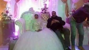 حفل زفاف مسنة