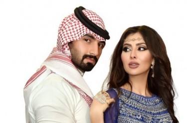 مريم حسين وزوجها