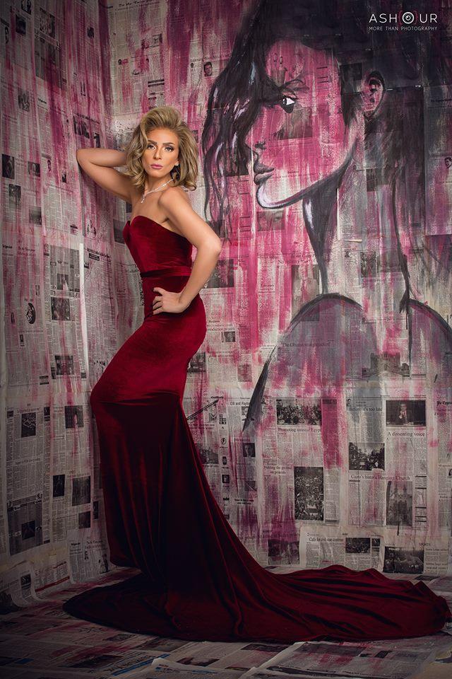 صور - ريم البارودي أكثر جرأة وإثارة على طريقة مارلين مونرو في جلسة تصوير جديدة.. صور فنانات ممثلات كل النجوم 2017 15894450_18175639651