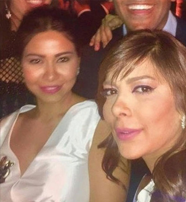 حفل زفاف كندة علوش و عمرو يوسف