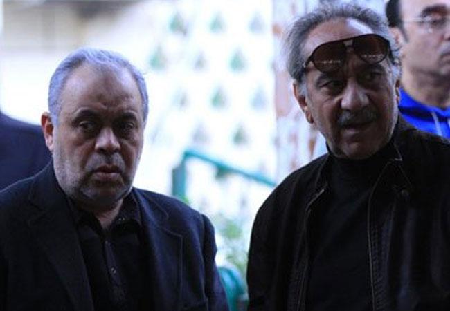 تشييع جنازة زوج ابنة فيفي عبده - بارزة
