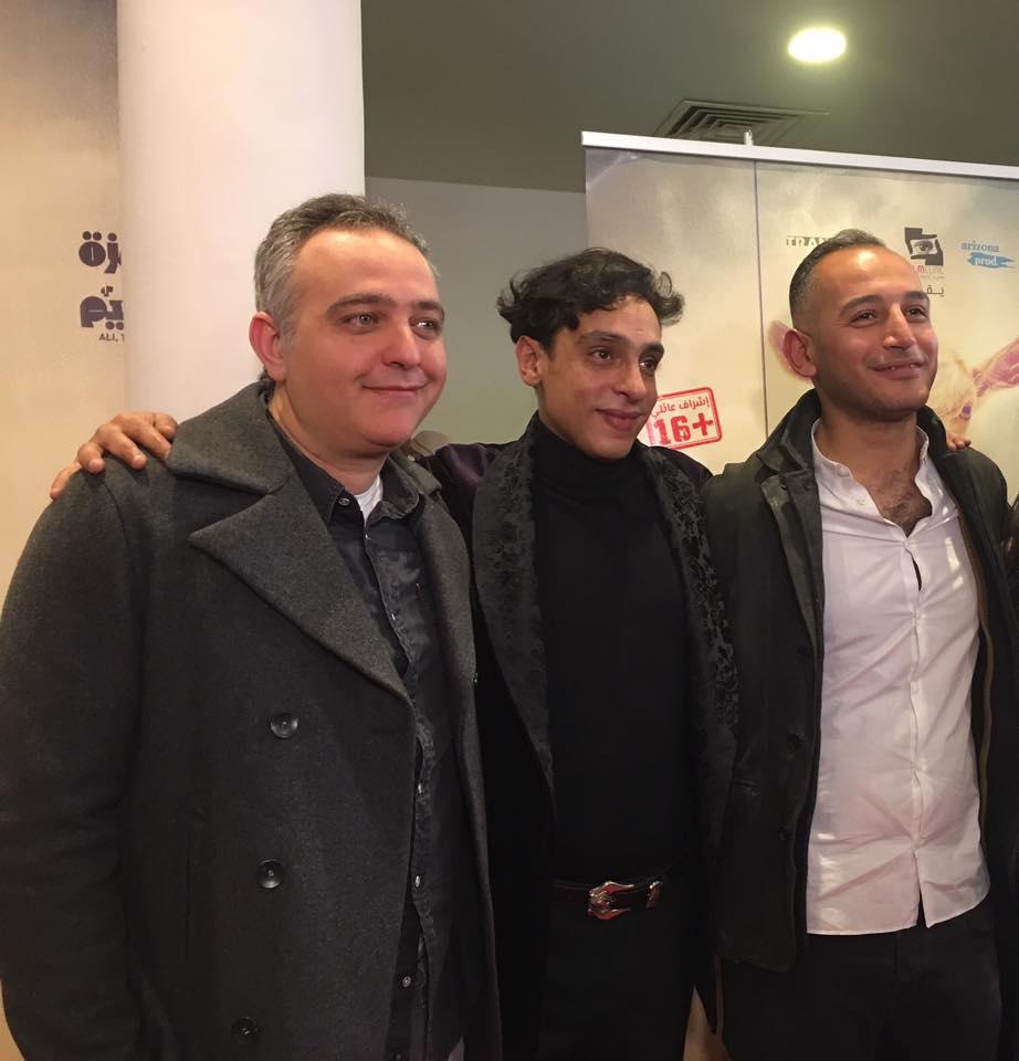 العرض الخاص لفيلم علي معزة وابراهيم (1)