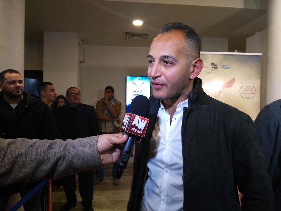 العرض الخاص لفيلم علي معزة وابراهيم (8)