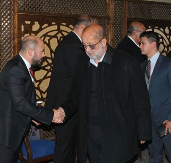 عزاء والد محمود العسيلي