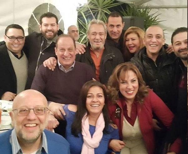 فاروق الفيشاوي و عمرو يوسف و كندة علوش