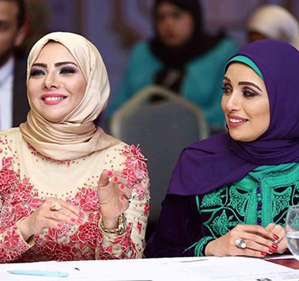 يمنية تحصل على لقب ملكة جمال المحجبات العرب