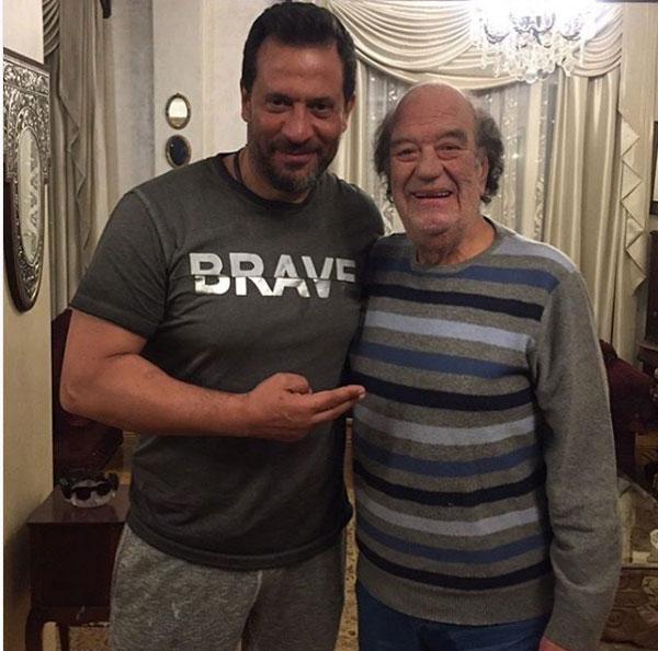 حسن حسني و ماجد المصري