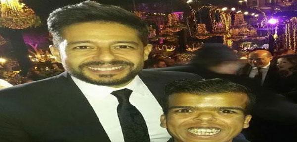 زفاف ابنة صفاء ابو السعود