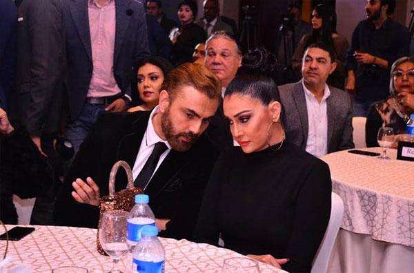 غادة عبدالرازق و رانيا يوسف