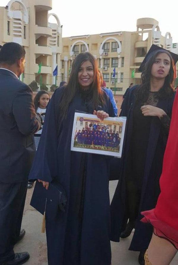 ابنة سامح عبدالعزيز