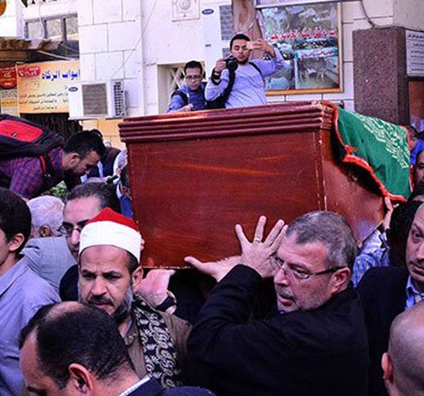 جنازة سمير فريد