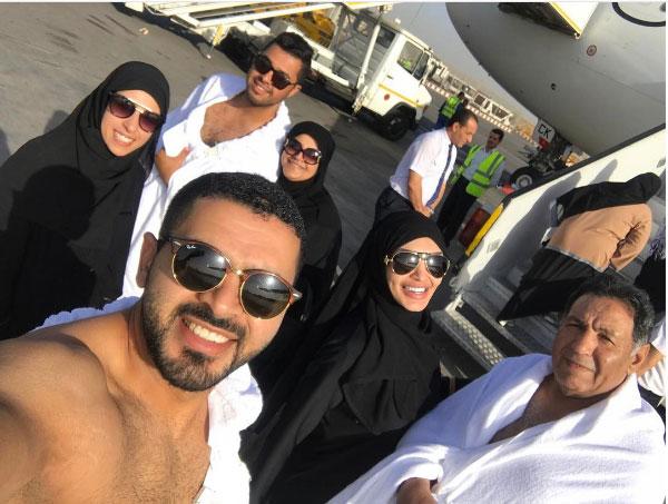 لأول مره سإلى عبد السلام ترد بمنتهى الغضب على اتهامها بوضع المكياج أثناء العمره 2 28/4/2017 - 4:53 م