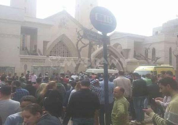 حادث الكنيسة