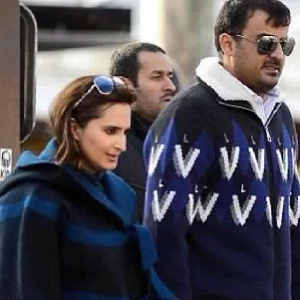 تسريب صورة شهادة وفاة زوجة أمير قطر تميم بن حمد بعد أنباء إطلاقه النار عليها شاهد