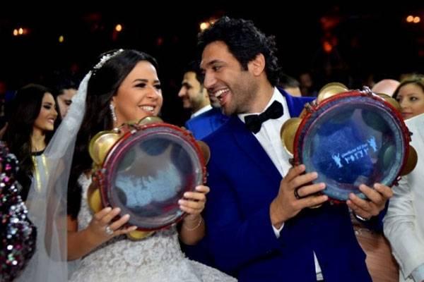 زوجة سمير غانم
