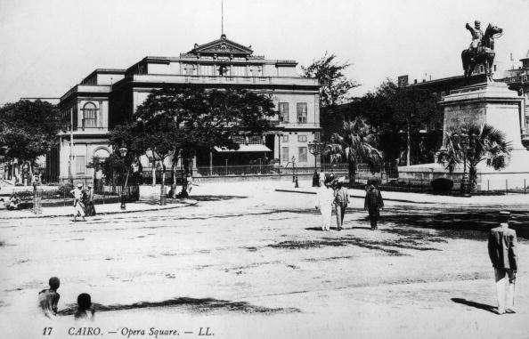 ميدان الأوبرا 1920