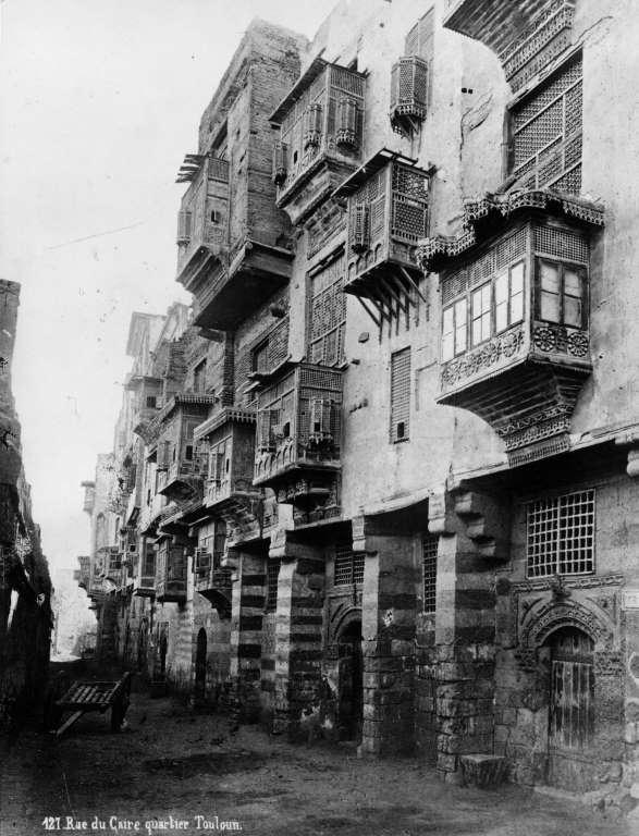 أخد شوارع القاهرة القديمة