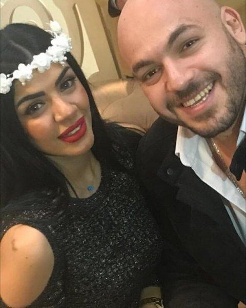 نجل طلعت زكريا يحتفل بزفافه وإطلالة عروسته تثير الجدل صور