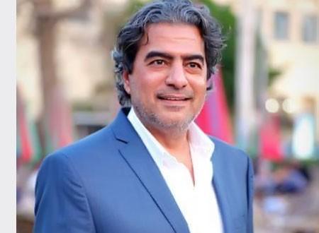 الفنان جمال عبد الناصر يحتفل بخطوبة نجله وجمال العروس يخطف