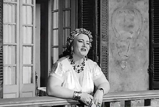 """قصة تحوُل """"سامية رشدي"""" من الغناء إلى التمثيل.. أتفرج"""